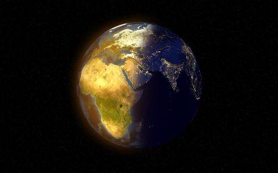 Kurz nachgedacht: Wohin gehst Du, Planet Erde?